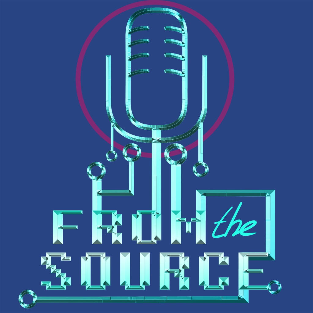 From The Source Logo